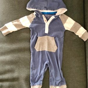 Burt's Bees Baby One Pieces - 0-3 months Burt's bees hooded jumper